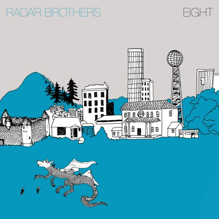 Radar Brothers - EIGHT (Merge Records)